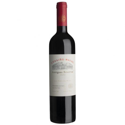 Vino Antiguas Reservas Merlot Cousiño Macul