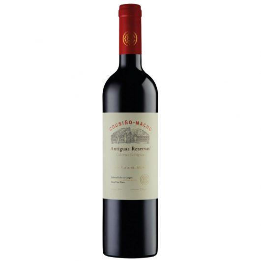 Vino Antiguas Reservas Cabernet Sauvignon Cousiño Macul
