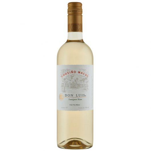 Botella don luis sauvignon blanc cousiño macul