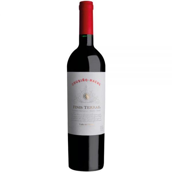 Botella Magnum Finis Terrae Cousiño Macul