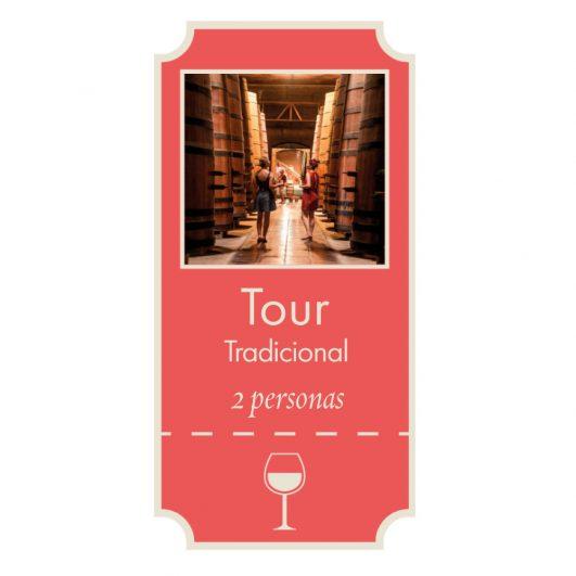 Giftcard Tour Tradicional Viña Cousiño Macul