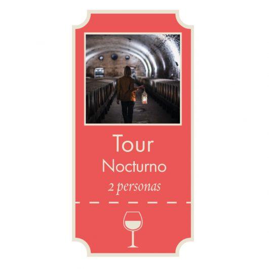 Giftcard Tour Nocturno Viña Cousiño Macul
