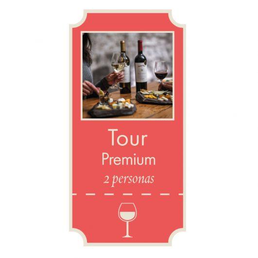 Giftcard Tour Premium Viña Cousiño Macul