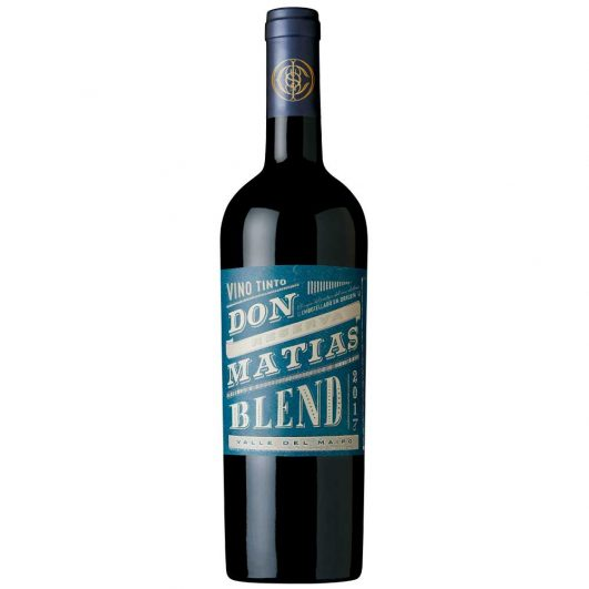 don matias blend nuevo vino cousino macul