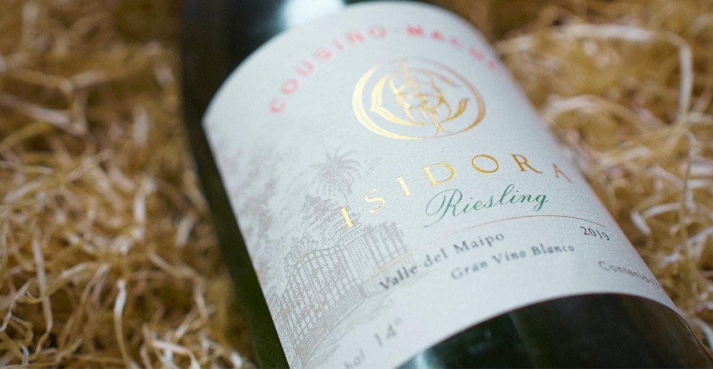 isidora riesling de cousiño macul premiado como value white wine of the year en reporte tim atkin 2021